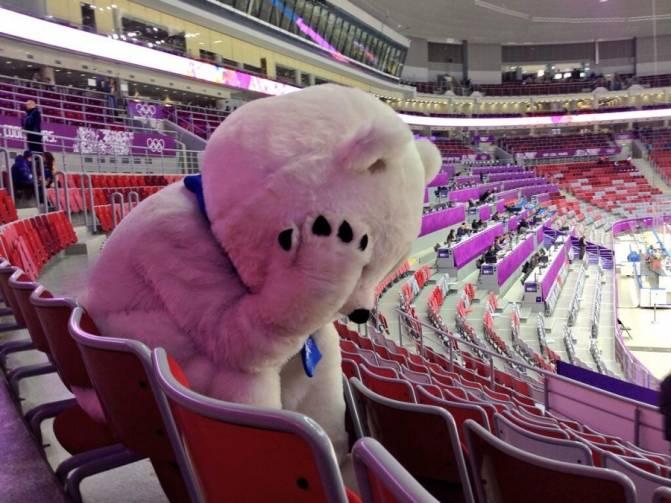 Sochi: The Russian Machine Is Broken